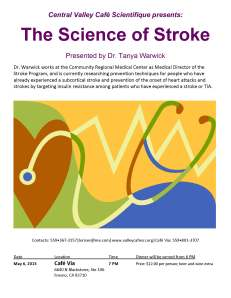 The Science of Stroke_CafeScientifique