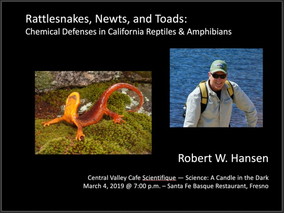 Cafe Scientifique RWHansen March2019 promo